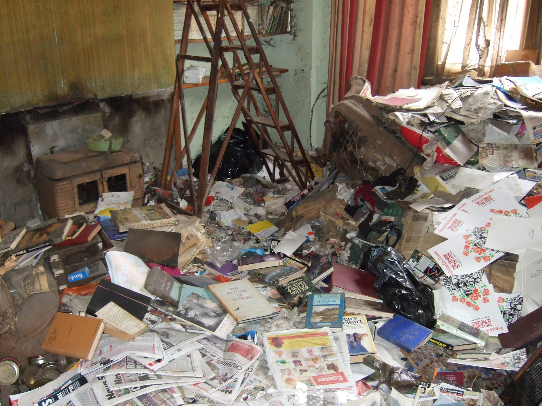 Property Clearance | Forensic Cleaning Services