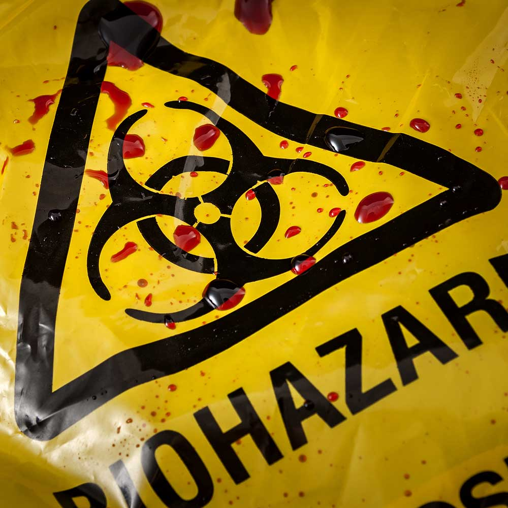 Biohazardous | Forensic Cleaning Services